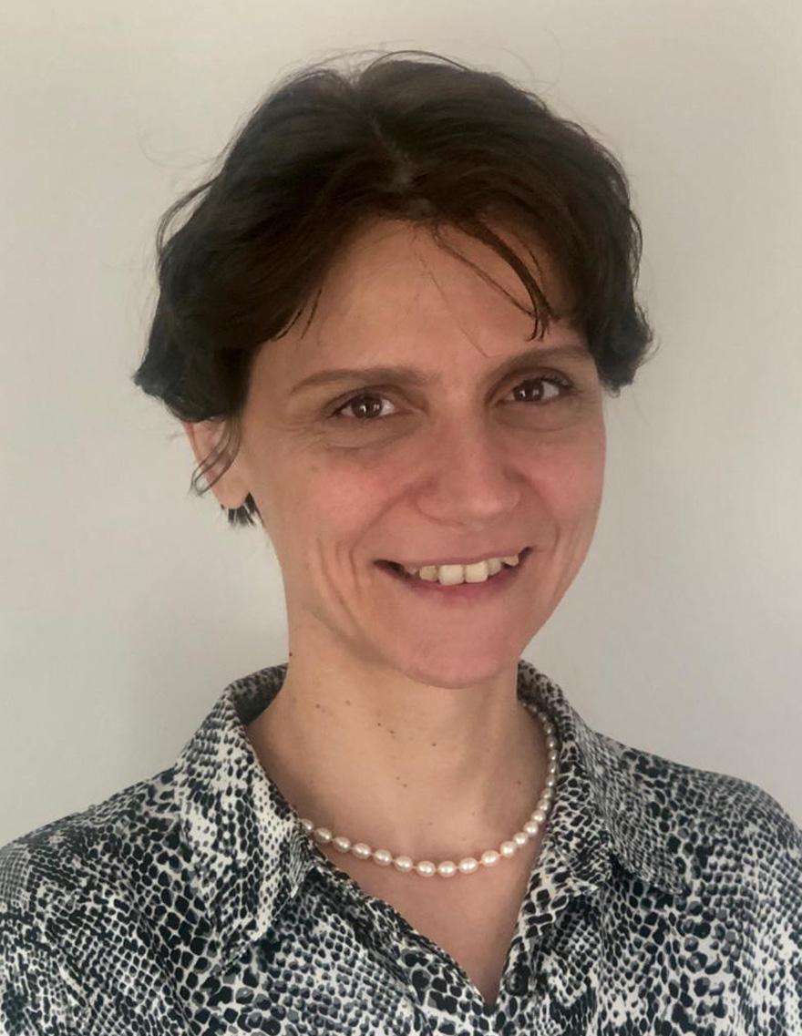 Ș. l. univ. dr. ing. Ruxandra-Irina ERBAȘU
