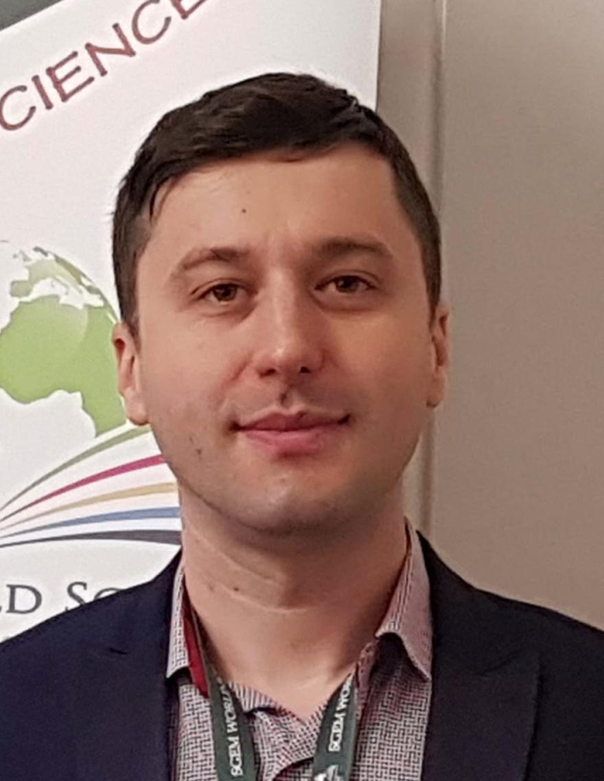 Ș. l. univ. dr. ing. Tudorel Silviu CLINCI
